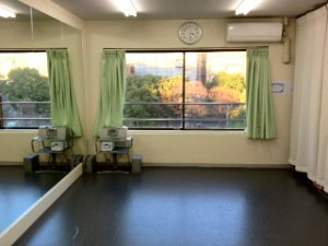 御茶ノ水レンタルスタジオ フラ教室、4