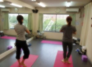yoga studio moani ヨガ スタジオ モアニ