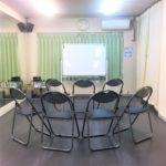 会議 ミーティング テーブル 机 椅子 御茶ノ水貸しスタジオ