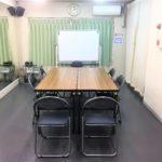 御茶ノ水レンタルスタジオ 備品 机 椅子