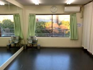 御茶ノ水レンタルスタジオでヨガ教室
