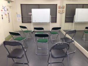御茶ノ水レンタルスタジオで英会話教室